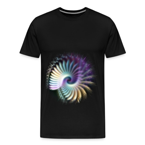 SOFT ENERGY - Apophysis | BIO Stofftasche - Männer Premium T-Shirt