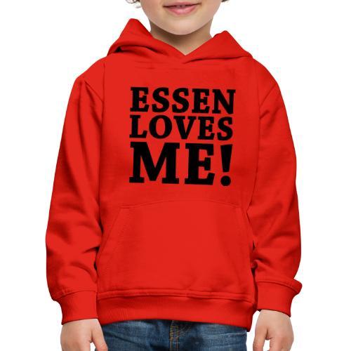 Essen loves ME! - Shirt klassisch - Kinder Premium Hoodie