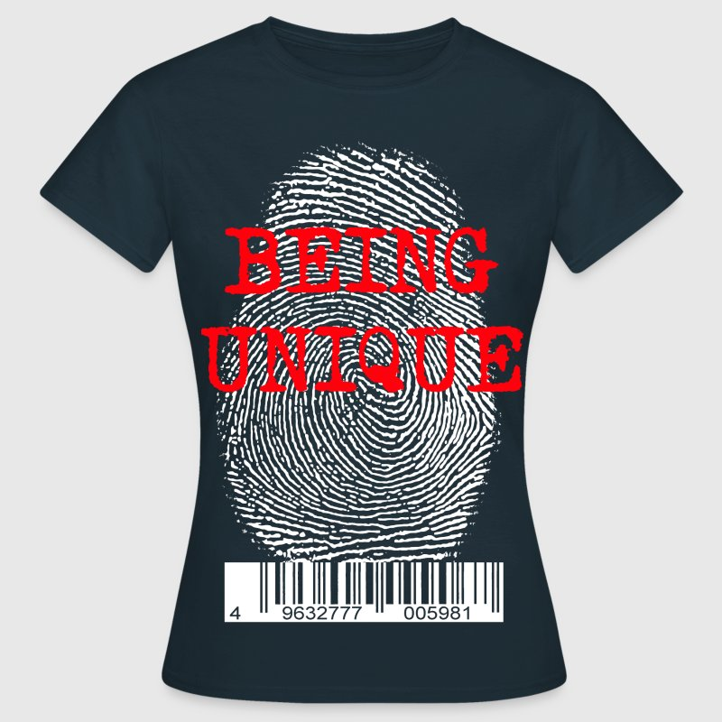identity - woman - Dame-T-shirt