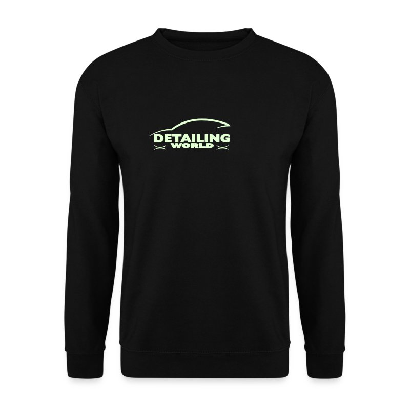 Detailing World Fleece Sweater (Reflective Logo) - Men's Sweatshirt