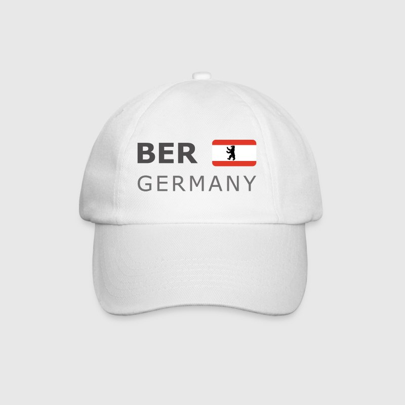 Base-Cap BER GERMANY BF dark-lettered - Baseballkappe