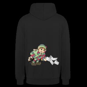 KinderShirt Weihnachtswichtel - Unisex Hoodie