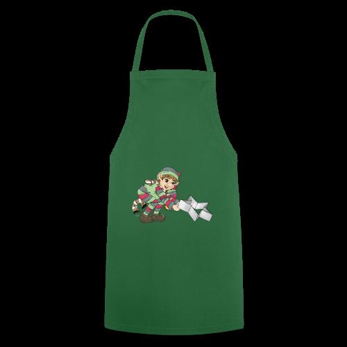KinderShirt Weihnachtswichtel - Kochschürze