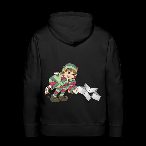 KinderShirt Weihnachtswichtel - Männer Premium Hoodie