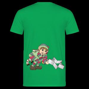 KinderShirt Weihnachtswichtel - Männer T-Shirt