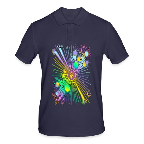 NEW UNIVERSE | Kindershirt - Männer Poloshirt