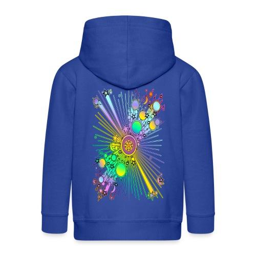 NEW UNIVERSE | Kindershirt - Kinder Premium Kapuzenjacke