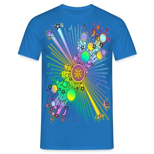 NEW UNIVERSE | Kindershirt - Männer T-Shirt