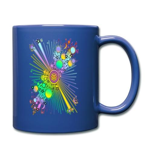 NEW UNIVERSE | Kindershirt - Tasse einfarbig