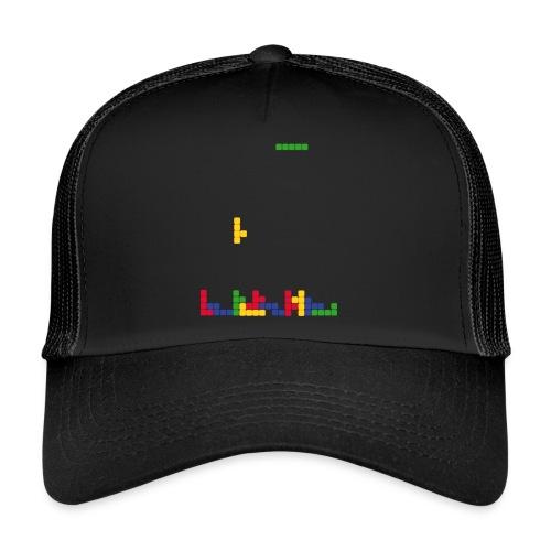 T-shirt Tetris - Trucker Cap