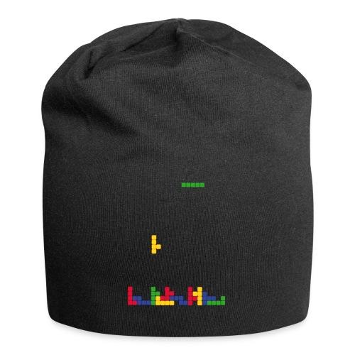 T-shirt Tetris - Bonnet en jersey