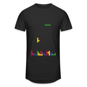T-shirt Tetris - T-shirt long Homme