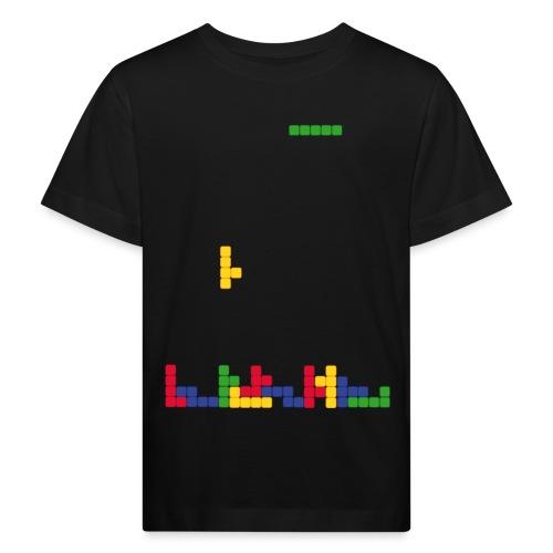 T-shirt Tetris - T-shirt bio Enfant