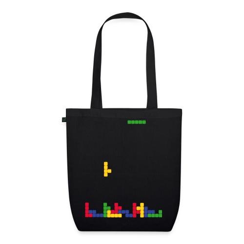 T-shirt Tetris - Sac en tissu biologique