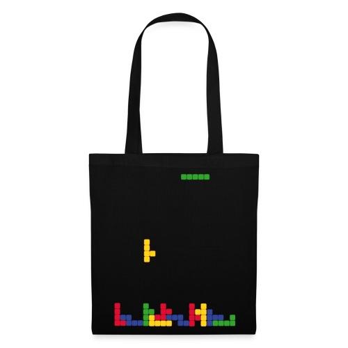T-shirt Tetris - Tote Bag