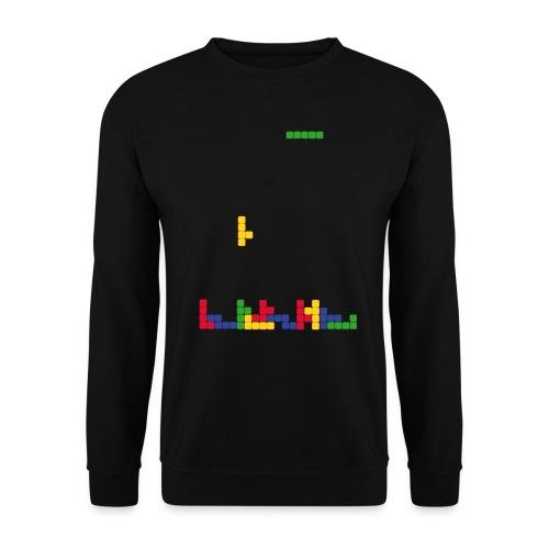 T-shirt Tetris - Sweat-shirt Homme