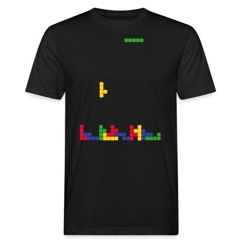 T-shirt Tetris - T-shirt bio Homme