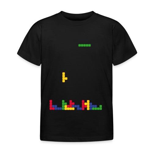 T-shirt Tetris - T-shirt Enfant