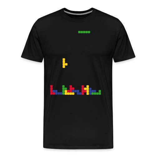 T-shirt Tetris - T-shirt Premium Homme