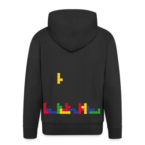 T-shirt Tetris - Veste à capuche Premium Homme