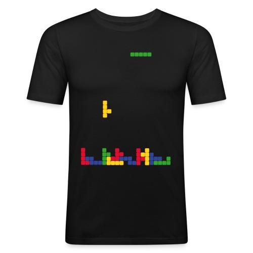 T-shirt Tetris - T-shirt près du corps Homme