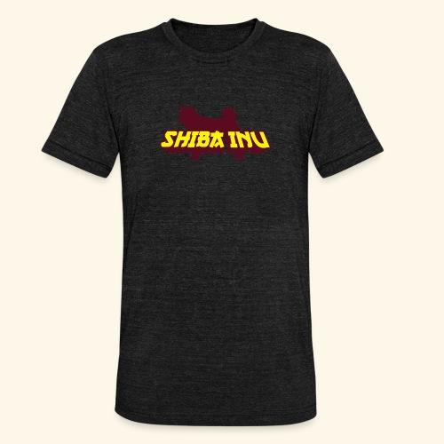 Shiba Inu, Mütze - Unisex Tri-Blend T-Shirt von Bella + Canvas