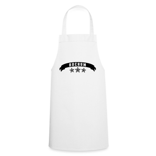 BOCHUM Banderole - Frauen Kapuzenpulli - Kochschürze