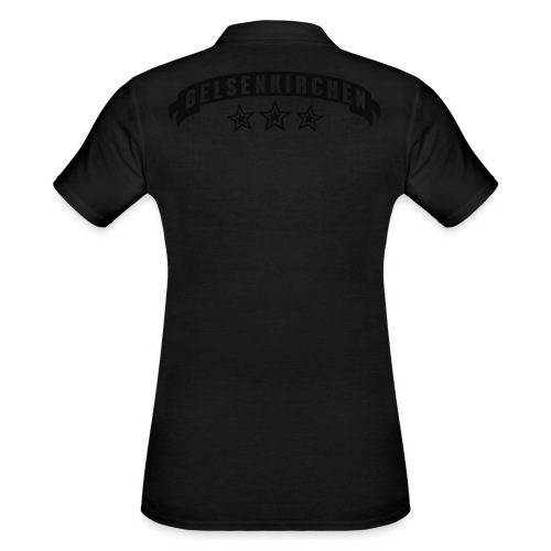 Gelsenkirchen Banderole - Frauen Kapuzenpulli - Frauen Polo Shirt