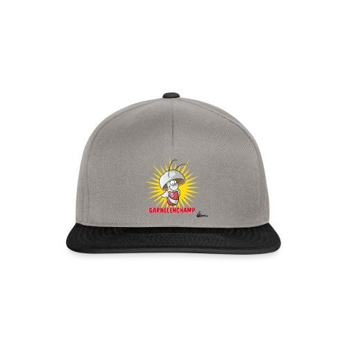 Garnelenchamp Kaffeepott - Snapback Cap