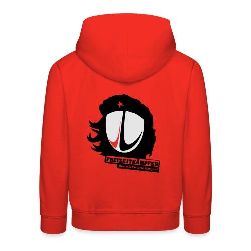 Männer T-Shirt Motiv: Freizeitkämpfer - Kinder Premium Hoodie