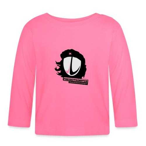 Männer T-Shirt Motiv: Freizeitkämpfer - Baby Langarmshirt