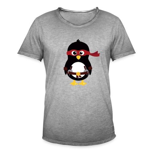 Pingouin Raphaelo - T-shirt vintage Homme