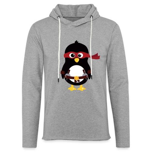 Pingouin Raphaelo - Sweat-shirt à capuche léger unisexe