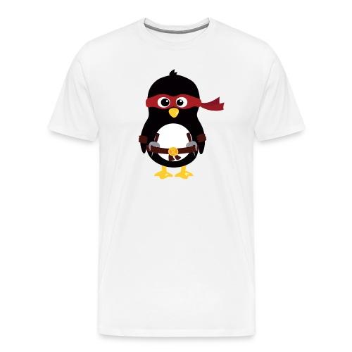 Pingouin Raphaelo - T-shirt Premium Homme