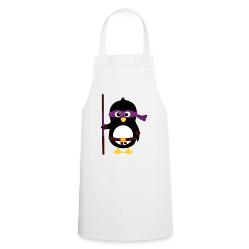 Pingouin Donatello - Tablier de cuisine