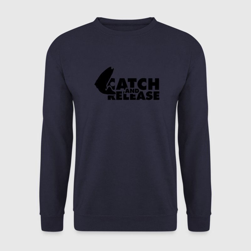 Catch and Release Pullover & Hoodies - Männer Pullover