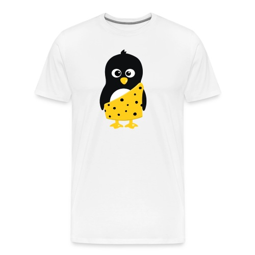 Pingouin Tarzan - T-shirt Geek - T-shirt Premium Homme
