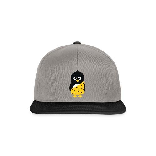 Pingouin Tarzan - T-shirt Geek - Casquette snapback