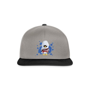Pingouin's Creed - T-shirt Geek - Casquette snapback