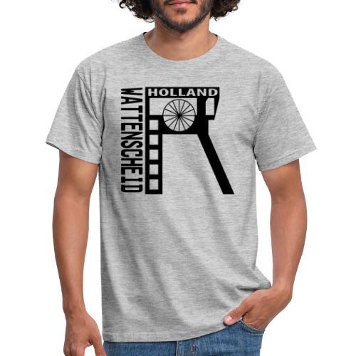 Zeche Holland (Wattenscheid) - Kapuzenpulli - Männer T-Shirt