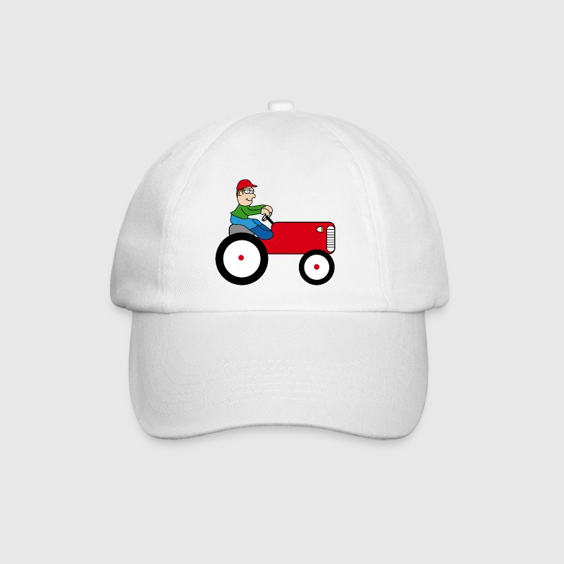 Tractor Caps & Hats - Baseball Cap