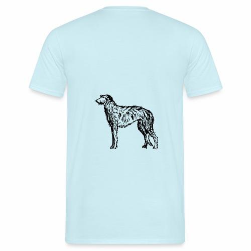 Deerhound 5 - Männer T-Shirt