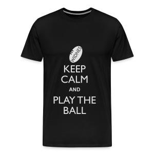 Widnes - Keep Calm T - Men's Premium T-Shirt