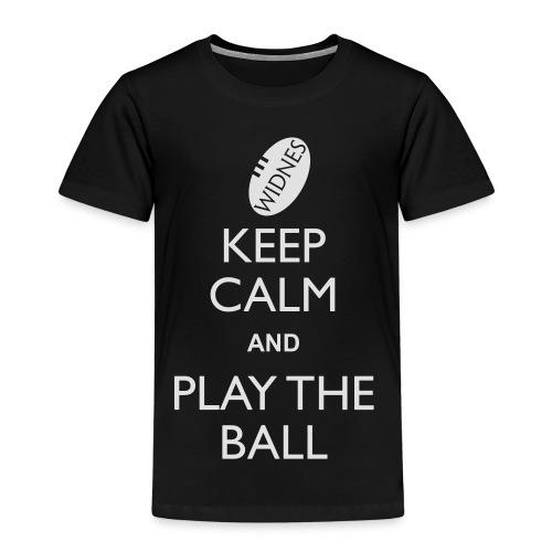 Widnes - Keep Calm T - Kids' Premium T-Shirt