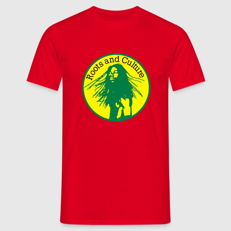 roots and culture T-Shirts - Männer T-Shirt
