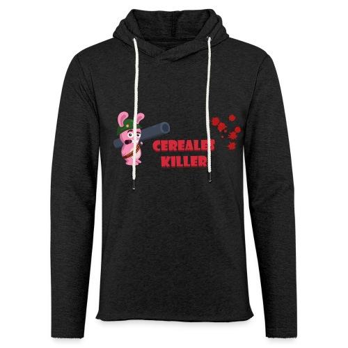 Lapin cereales killer - T-shrt Homme - Sweat-shirt à capuche léger unisexe
