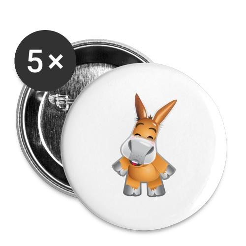 eMule Men's T-Shirt - Buttons large 56 mm