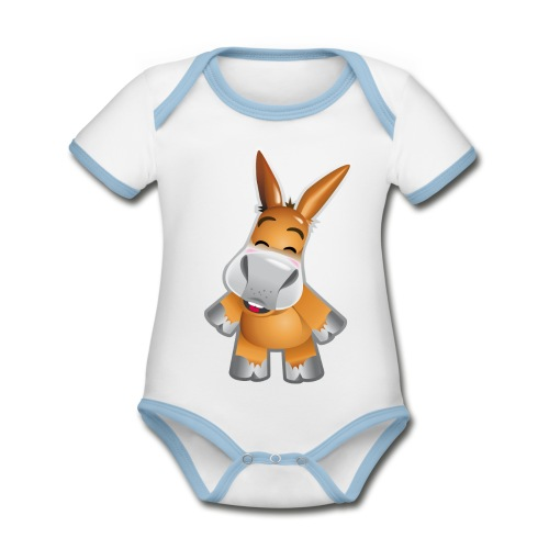 eMule Men's T-Shirt - Organic Baby Contrasting Bodysuit