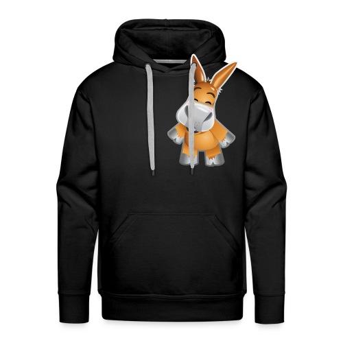 eMule Men's T-Shirt - Men's Premium Hoodie