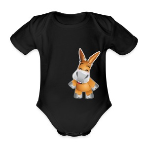 eMule Men's T-Shirt - Organic Short-sleeved Baby Bodysuit